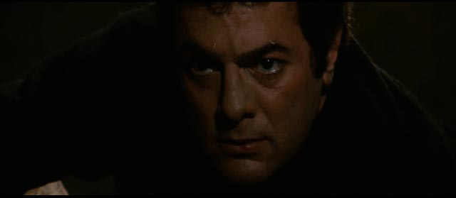Tony Curtis replaces light-comedy charm with psychosis as Albert DeSalvo in Richard Flesicher's The Boston Strangler (1968)