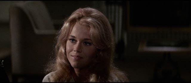 Jane Fonda as Bubber's unfaithful wife Anna in Arthur Penn's The Chase (1966)