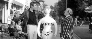 James Booth and Roy Kinnear dream big in Ken Russell's debut feature, French Dressing (1964)