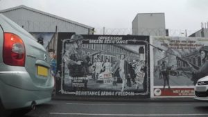 A city marked by a history of violence: Mark Cousin's I Am Belfast (2015)