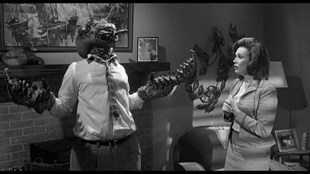 The radioactive horror of Mant! in Joe Dante's Matinee (1993)