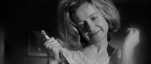 Mummy has done a very bad thing in Freddie Francis' Nightmare (1964)