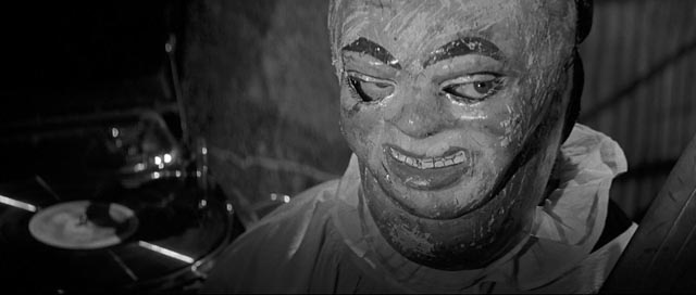 A disturbing image from Freddie Francis' Paranoiac (1963)