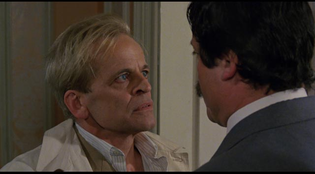 Like their characters, Oliver Reed and Klaus Kinski butted heads on the set of Piers Haggard's Venom (1981)