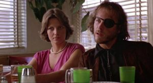 Lisa Eichhorn and John Heard give excellent, subtly contrasting performances in Ivan Passer's Cutter's Way (1981)