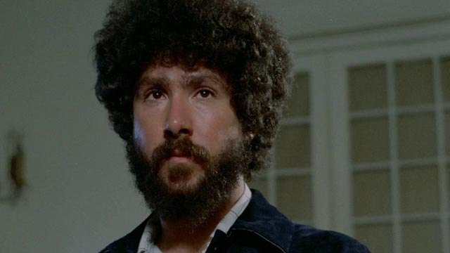 Director Frederick R. Friedel as reluctant gang member Billy in Frederick R. Friedel's Axe (1974)