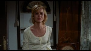 Not the vacation Judy Geeson was expecting in Eugenio Martin's A Candle for the Devil (1973)