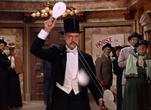 The best 3D embraces the gimmick: paddle-ball mania in Andre De Toth's House of Wax (1953)