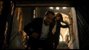 Tom Hanks once again runs around Italian Church properties in Ron Howard's Inferno (2016)