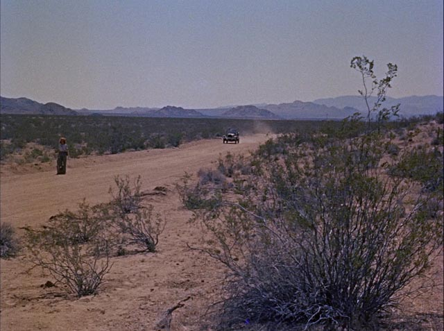 Wide open 3D space: the Mojave Desert in Roy Ward Baker's Inferno (1953)