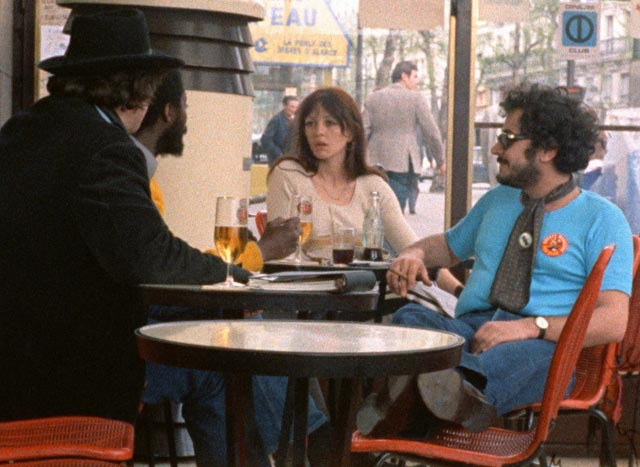 Out 1 (1971), Jacques Rivette's portrait of Paris at the end of the turbulent '60s