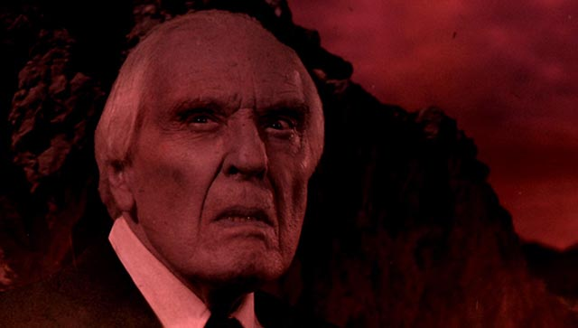 The Tall Man on his home world in David Hartman's Phantasm: Ravager (2016)
