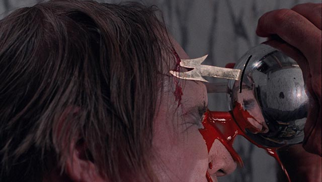 The infamous sentinel orb at work in Don Coscarelli's Phantasm (1979)