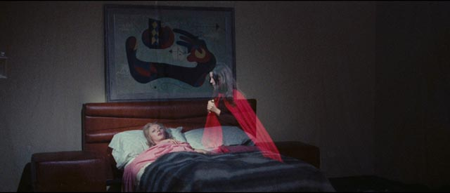 Dream or the supernatural? Emilio P. Miraglia's The Red Queen Kills Seven Times (1972)