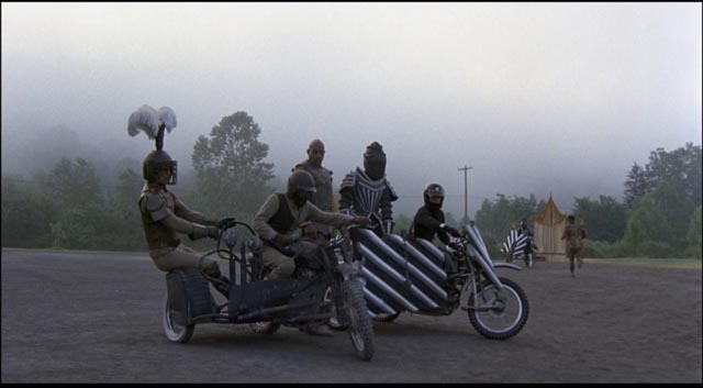 Pursuing chivalry in a commercialized world: George A. Romero's Knightriders (1981)