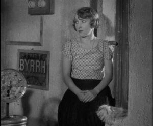 Orane Demazis as Fanny in Alexander Korda's Marius (1931)