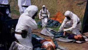 Government - and human nature - is the problem in George A. Romero's The Crazies (1973)