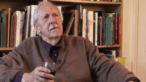 British science fiction and fantasy author Brian W. Aldiss