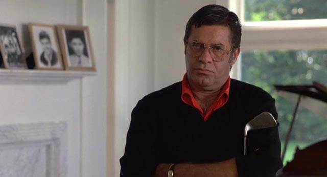 Jerry Lewis as Jerry Langford in Martin Scorsese's The King of Comedy (1982)