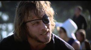 John Heard as Alex Cutter in Ivan Passer's Cutter's Way (1981)