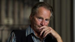 Playwright and actor Sam Shepard