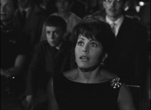 ... with an emotionally engaged audience in Georges Franju's Plein feux per l'assassin (1961)