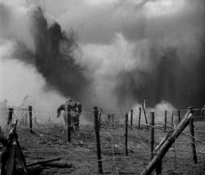 Desolation and the imminence of death in G.W. Pabst's Westfront 1918 (1930)
