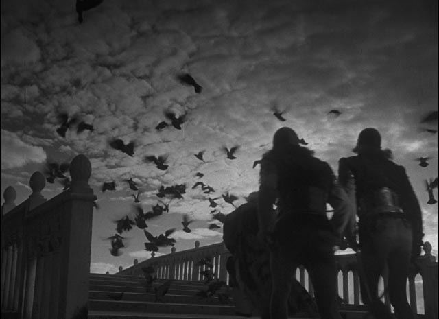A striking visual moment in Orson Welles' Othello (1952/55)