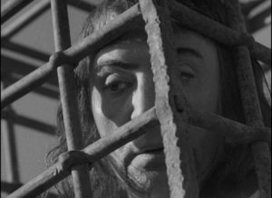 ... but Iago seems to feel no guilt in Orson Welles' Othello (1952/55)