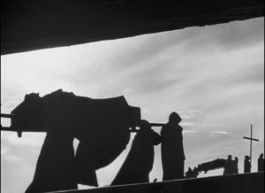 The opening funeral sequence: the expressionist use of architecture and the geometry of the image in Orson Welles' Othello (1952/55)