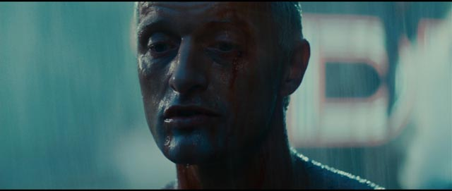 Roy Batty (Rutger Hauer) is a tragic antihero in Ridley Scott's Blade Runner (1982) ...