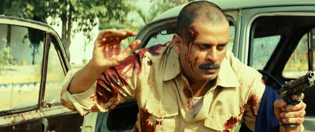 Gangster story as national epic: Anurag Kashyap's Gangs of Wasseypur (2012)