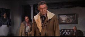 The venerable Robert Ryan as Ike Clanton in John Sturges' Hour of the Gun (1967)