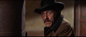 Jason Robards as dying killer Doc Holliday in John Sturges' Hour of the Gun (1967)
