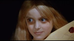 ... and Melissa certainly doesn't seem innocent in death in Mario Bava's Kill, Baby ... Kill! (1966)