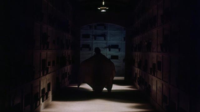 Trapped with evil in a mausoleum: Tom McLoughlin's One Dark Night (1982)