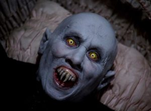 Reggie Nalder as the vampire Barlow in Tobe Hooper's Salem's Lot (1979)