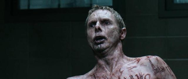 Sean Harris, demonically possessed in Scott Derrickson's Deliver Us From Evil (2014)