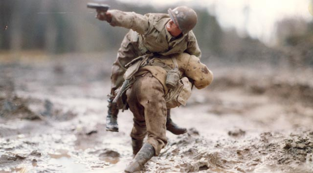 Mark Hogancamp's fantasy world is full of violence and death in Jeff Malmberg's Marwencol (2010)