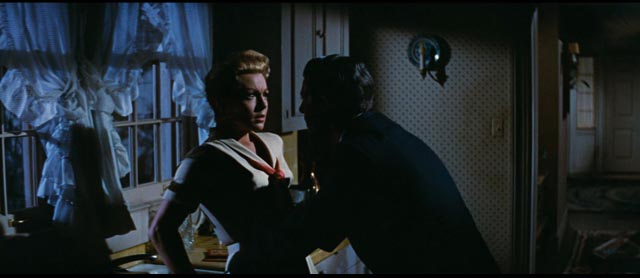 Constance's fear of love (and sex) in Mark Robson's Peyton Place (1957) ...