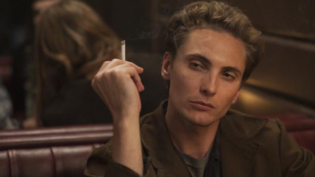 Vicious sociopath Richard Horne (Eamon Farren), one of the nastiest people in town in David Lynch's Twin Peaks (2017)
