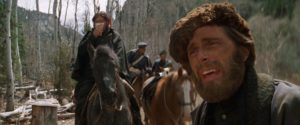 The world he left behind catches up with Jeremiah in Sydney Pollack's Jeremiah Johnson (1972)