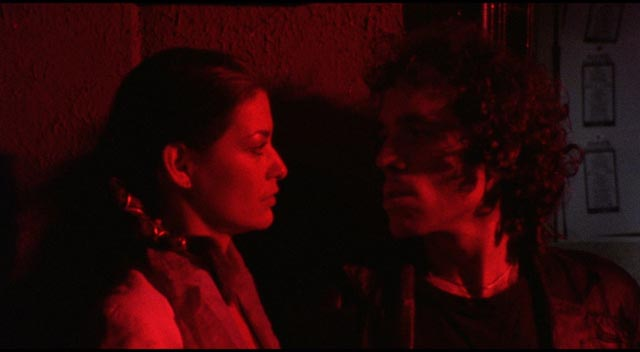 Reno gradually slips into madness when faced with failure in Abel Ferrara's The Driller Killer (1979)