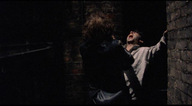 Reno embarks on an aimless power-tool rampage in Abel Ferrara's The Driller Killer (1979)