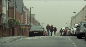 Daniel becomes a surrogate parent to Katie and the kids in Ken Loach's I, Daniel Blake (2016)