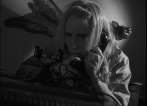 Everyday technology, taken for granted, provides no aid or reassurance in George A. Romero's Night of the Living Dead (1968)