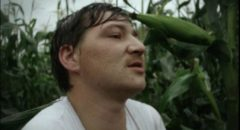 Rainer Werner Fassbinder as the poet Baal in Volker Schlöndorff's 1970 film of Bertolt Brecht's play