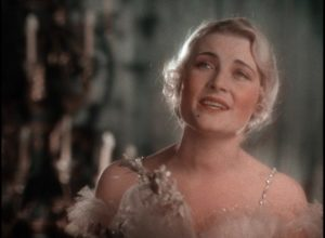 """Jeanette Loff longs for marriage in """"My Bridal Veil"""" in John Murray Anderson's King of Jazz (1930)"""