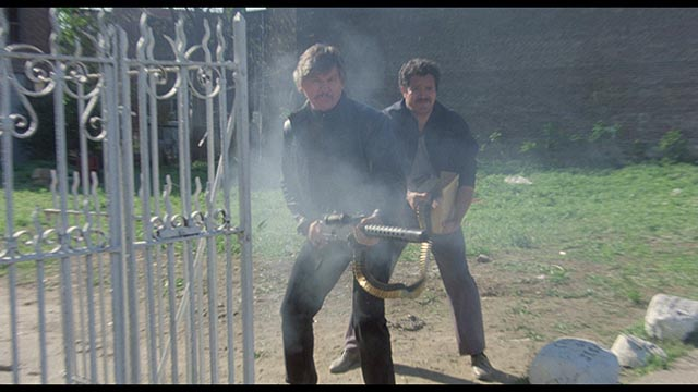 This time it's war: Michael Winner's Death Wish 3 (1985)