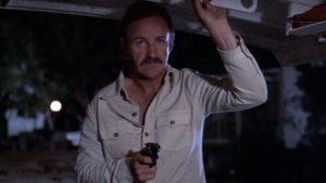 Private eye Harry Moseby (Gene Hackman) gets in over his head in Arthur Penn's Night Moves (1975)
